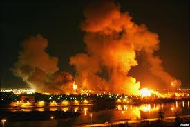 Shock and Awe Baghdad 2003