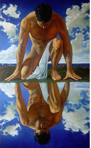 narcissus a wordless poem odeboyz s blog