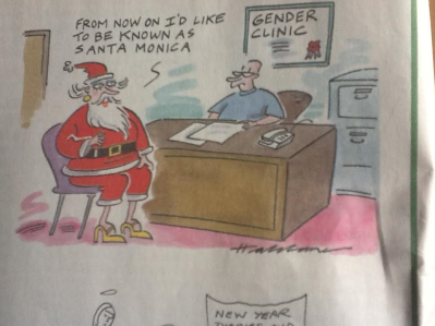 Private Eye December 2012