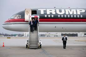 Trump's plane